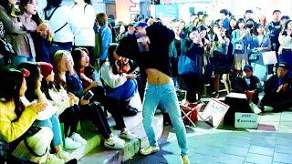 《BlockB_#HER》 20191012_195312 #Greemkun(임병두) 블락비#헐 홍대버스킹 #Sn…
