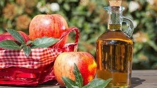 РЕЦЕПТ приготовления ЯБЛОЧНОГО УКСУСА! В чём польза яблочного уксуса