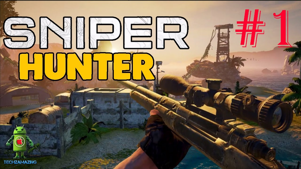 Sniper hunter gameplay best game for mobile