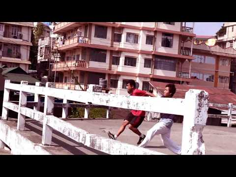 Parkour and Freerunning Shillong