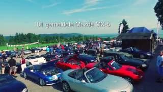 Das Treffen im Süden 2016 - MAZDA MX-5 Treffen im bayerischen Voralpenland
