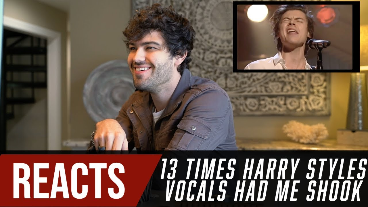 Producer Reacts to 13 Times Harry Styles Vocals Had Me Shook