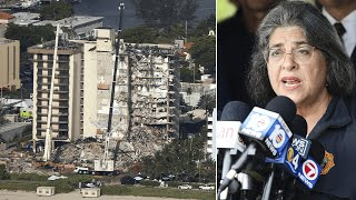 video: Miami building collapse: Death toll climbs as rescue teams dig 125ft tunnel to search for suvivors