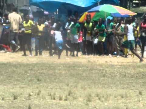 MORANT BAY PRIMARY SCHOOLST.THOMAS JAMAICA  SPORTS DAY 2011