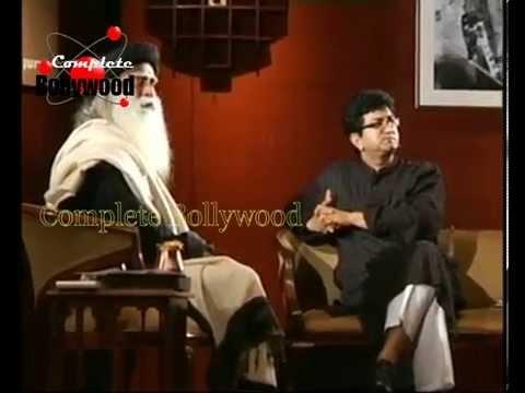 Prasoon Joshi, Juhi Chawla in conversation with Sadhguru Jaggi ...