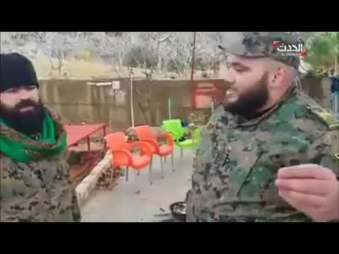 فيديو جديد.. ميليشيا عراقية في جنوب لبنان