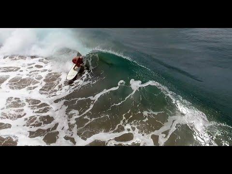 PLAYA COLORADO NICARAGUA SURF REPORT AUGUST 28 2017