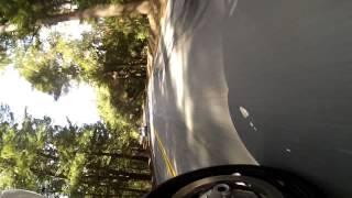 MV Agusta F3 ride HW 9 CA