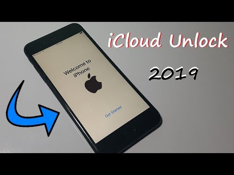 New 2019 / How to Unlock iCloud iPhone Activation Locked by DNS 2019