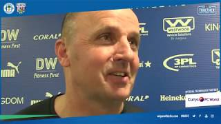 """WATCH: """"We beat a free-scoring team and looked rock solid defensively."""""""