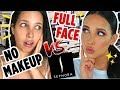 I Went To SEPHORA With NO MAKEUP VS FULL FACE Of Makeup | Mar