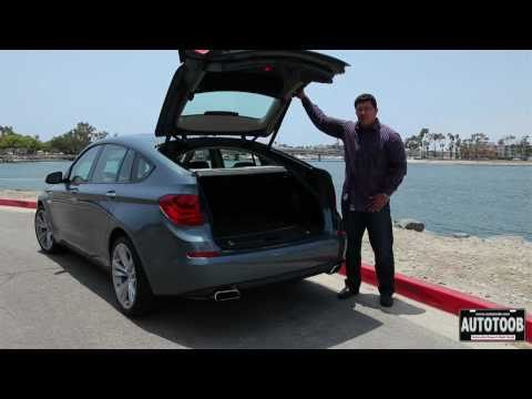 2011 BMW 550 GT Review