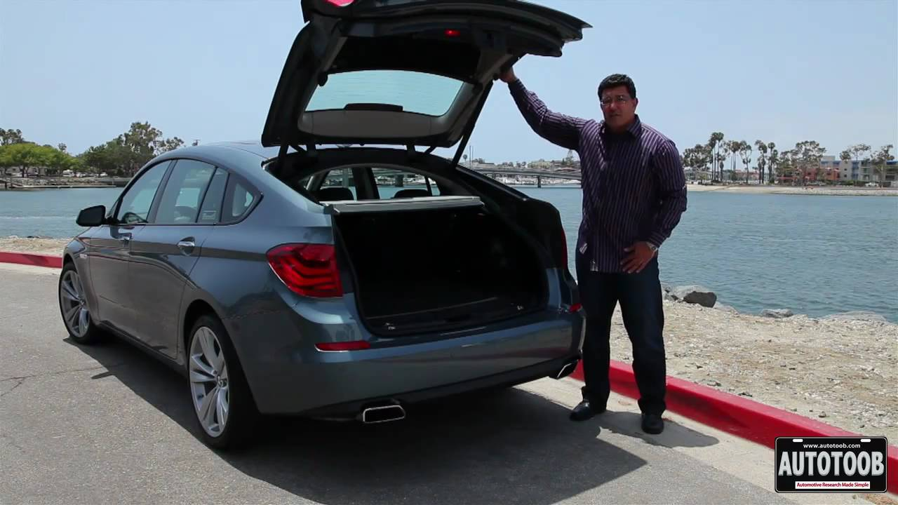 BMW GT Review YouTube - 550 gt bmw