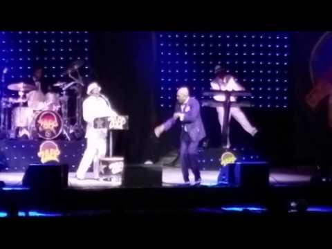 Zapp, Live in Conert - Super love jam - San Antonio,  TEXAS