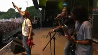 Alborosie - rock the dancehall live