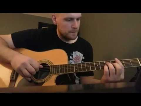 Contact High - Allen Stone Cover by Justin Murray