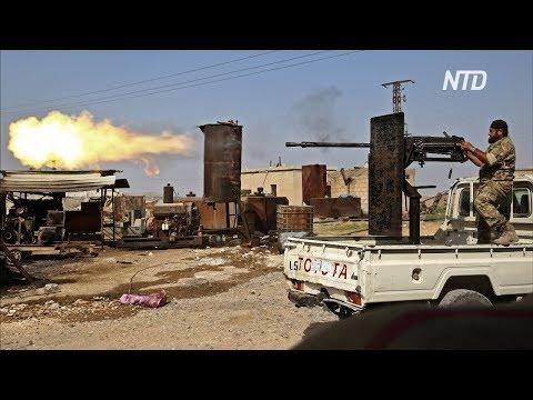 Курды объединились с Сирией, чтобы противостоять Турции