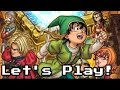 Hour 44 - Let's Play Dragon Quest VII Fragments of a Forgotten Past