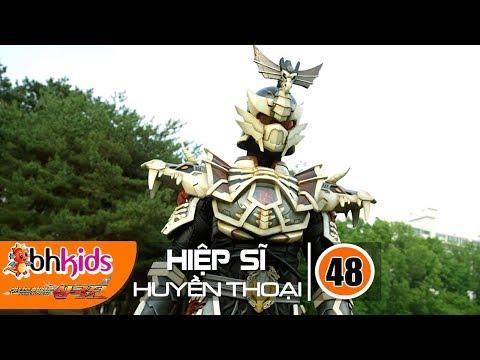 Siêu Nhân Hiệp Sĩ Huyền Thoại (Legend Heroes) Tập 48 : Đại Hắc Lãnh Chúa Xuất Trận
