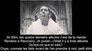 Eminem Killshot traduction ( audio officiel )