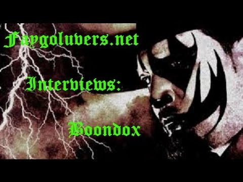 Boondox Interview 2/10/15