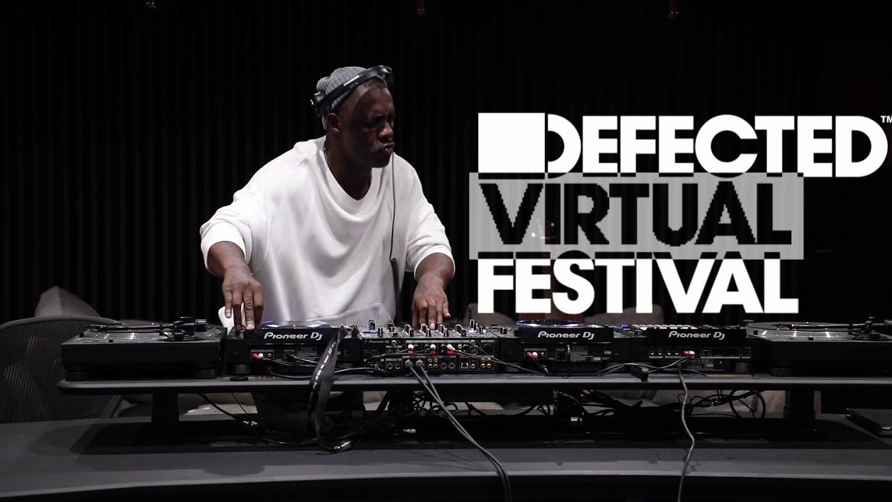 Idris Elba - Live from London (Defected Virtual Festival) - YouTube