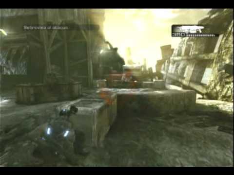 Gears of War 3 - Logro Secreto - Respeto a los muertos