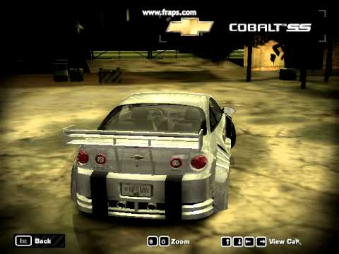Need for Speed Most Wanted Tuning a Cobalt SS by t0N2xm0stWanted