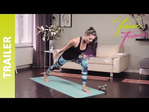 Bodyshaping mit Kate Hall - Trailer || Fitness Friends