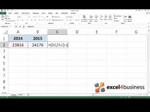 how-to-calculate-percent-change-in-excel