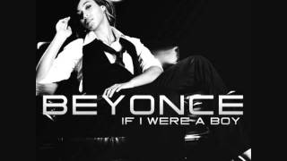 Beyonce -- If I were a Boy (OFFICIAL ACAPELLA)