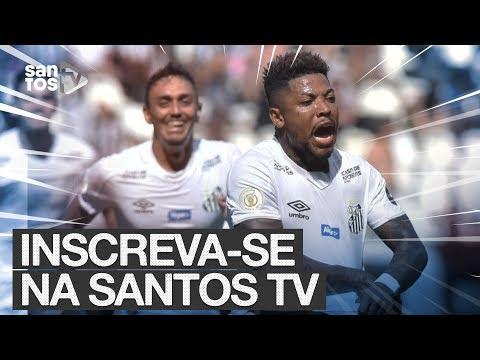 INSCREVA-SE NA SANTOS TV!