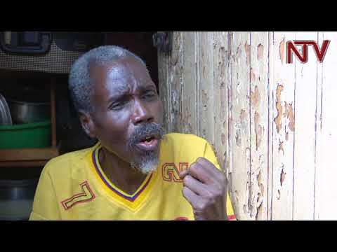 Popular 1990s Radio Uganda presenter, Lochode Peter Livingstone barely coping