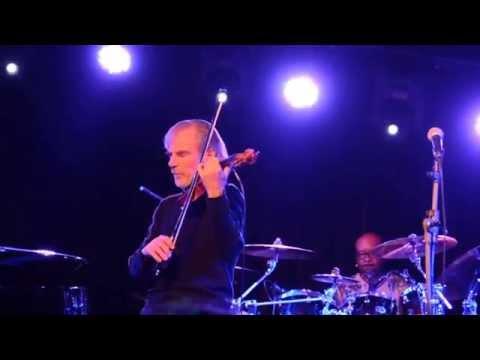 """Mirage"" JEAN-LUC PONTY live at Miranda-RIO 06/06/2014"