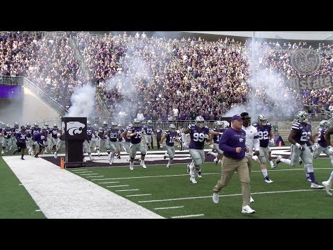WATCH: K-State's new field entrance for 2019