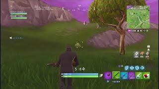 Sur réaliser un top 1 au sniper !? Fortnite Bataille Royale