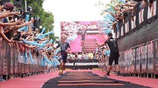 The Cairns Airport IRONMAN Asia-Pacific Championship, Cairns took p...