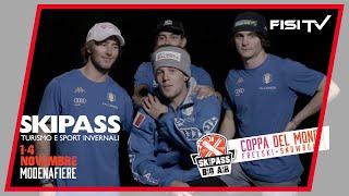 Snowboard e Freeskiers vi aspettano a Modena/Skipass