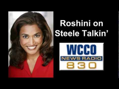 Roshini on WCCO CBS