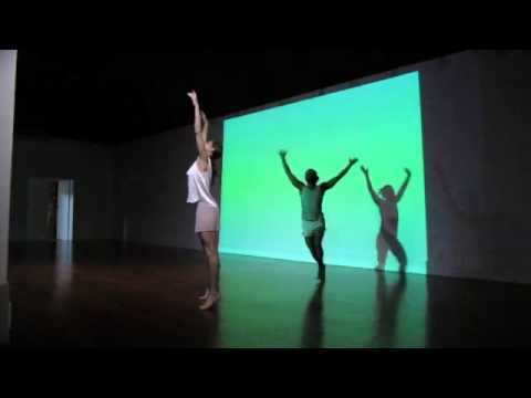 Battery Dance Company performing at Cultural Center Brasil E