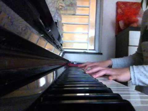 Today - G Dragon 【Piano Cover】