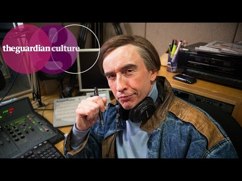 Alan Partridge: Mid Morning Matters clip