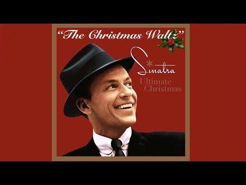 The Christmas Waltz (w/lyrics)  ~  Mr. Frank Sinatra