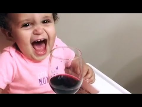 Baby Whines for Wine