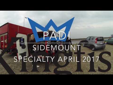 PADI Sidemount Specialty - April 2017 - Kingfish Dive & Travel