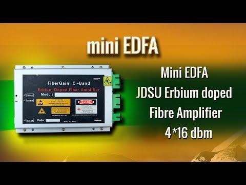 EDFA Erbium Doped Fiber Amplifier