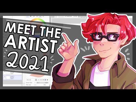 MEET THE ARTIST... yet again | 2021