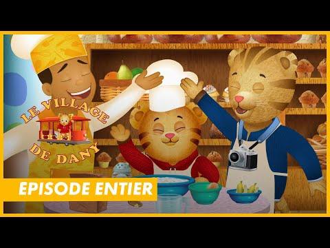 Le village de dany dessin anim episode je t 39 aime - Village dessin ...
