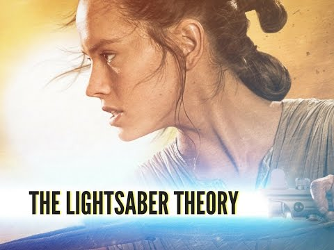Thumbnail: The LIGHTSABER Theory: Rey Is Not A Skywalker, Solo, Or Kenobi