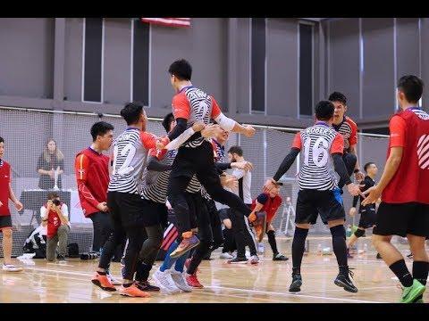 Malaysia Vs Canada World Dodgeball Championship 2017 Men's Final